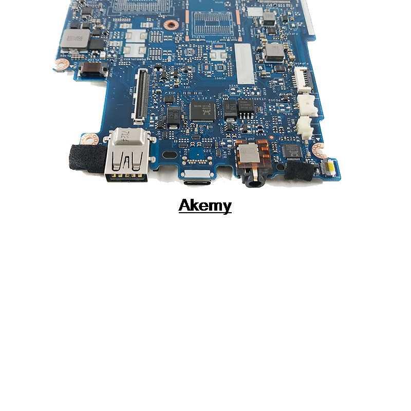 LA-E011P اللوحة الأم لأجهزة الكمبيوتر المحمول لينوفو Ideapad AIR13 710S-13IKB اختبار اللوحة الرئيسية الأصلية 8G-RAM I3-7100U
