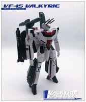 New Valkyrie factory 1/60 Macross VF 1S & SSP Backpack full set Toy Ko