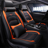 ZRCGL Universal Flx Car Seat covers for Audi all model A1 A3 A8 A7 Q3 Q5 Q7 A4 A5 A6 S3 S5 S6 S7 S8 R8 TT SQ5 SR4 7 car styling
