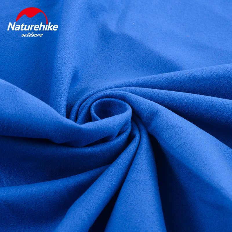 Naturehike Microfiber Magicผ้าขนหนูแบบพกพาผ้าเช็ดตัวดูดซับผ้าสำลีนุ่มเป็นมิตรกับสิ่งแวดล้อมผ้าแห้งเร็ว