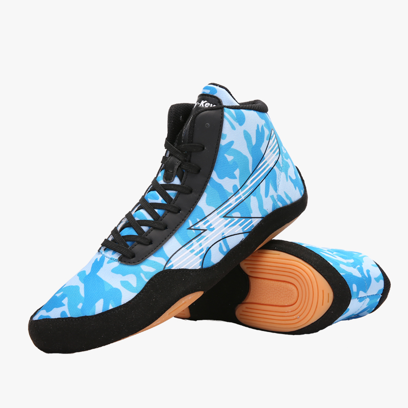 Boxing Shoes Men  Light Weight Wrestling Shoes Men High-quality Breathable Boxing Sneakers Male