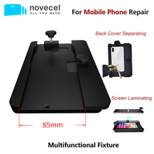 Mobile Phone Back Cover Glass Disassembly Fixture FT 08 For LCD Screen Back Cover Housing Frame Clamping Repair Tools