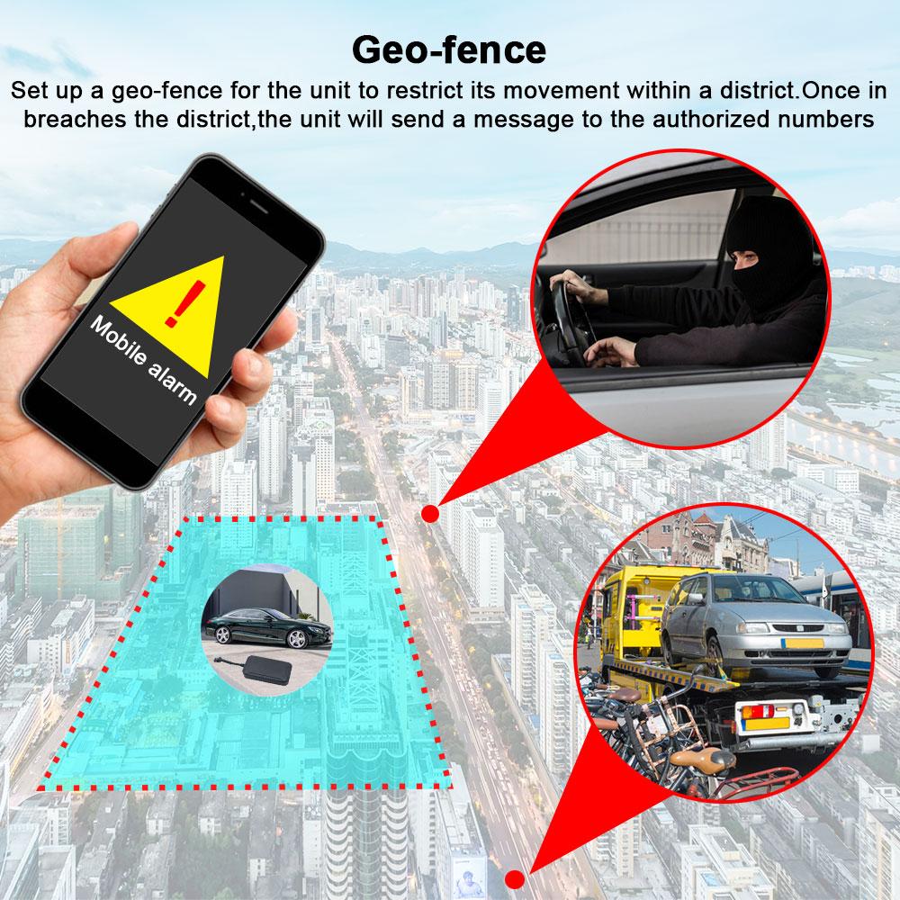 4G Vehicel GPS Tracker LK960 Cut off Enginer remotely (11)