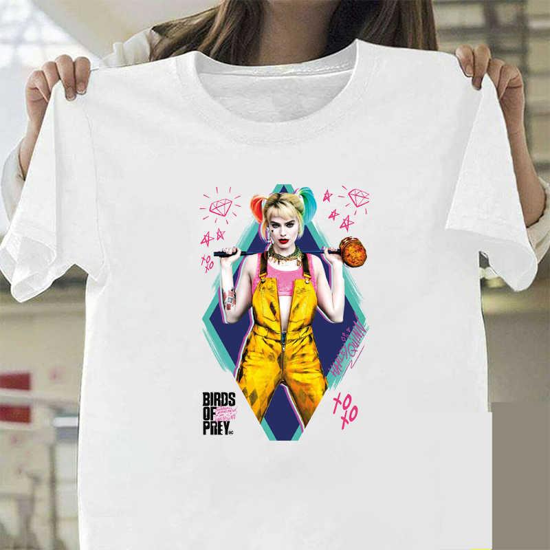Maglietta di Estate Il Joker Suicide Squad Sexy Harley Quinn Stampa T Shirt Adulto Bambino Divertente Graphic T-Shirt Harajuku Uomini Donne tee