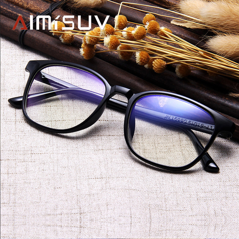 Blue Light Blocking Spectacles Anti Eyestrain Glasses Computer Radiation Eyewear
