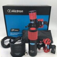 ALCTRON CS35U USB Cardioid конденсаторный микрофон для подкастинга, домашней студийной записи, полевой записи и голосовой передачи