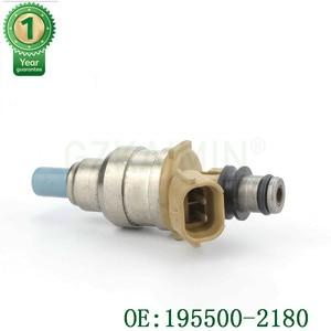 Fuel Injector nozzle OEM 195500-2180 for Mazda Miata for Ford Escort for Kia for Mercury 1.8 1990 - 1997