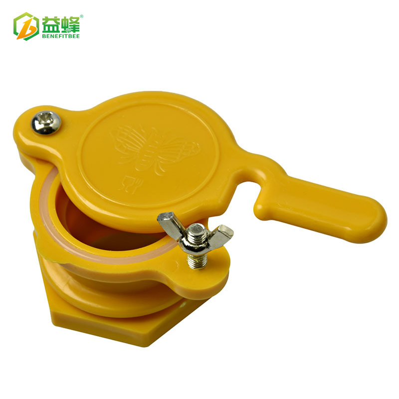 Beekeeping Tools Wholesale Honey Extractor Tap Valve Plastic Honey Outlet Honey Flow Mouth Customizable Thermal Elimination-Shap