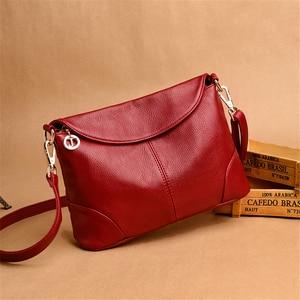 Image 3 - كيس الرئيسي حقيبة يد فاخرة جلدية صغيرة حقائب النساء مصمم السيدات الكتف Crossbody حقائب اليد للنساء 2020 بولسا الأنثوية