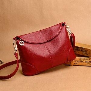 Image 3 - Sac A Main Small Leather Luxury Handbags Women Bags Designer Ladies Shoulder Crossbody Hand Bags for Women 2020 Bolsa Feminina