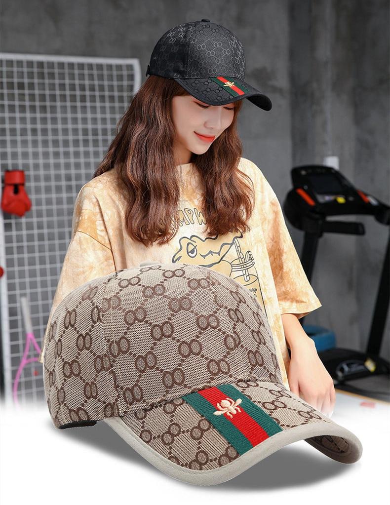 New Fashion Women Baseball Cap 2020 Adult Adjustable Cotton Hat Men Casual Outdoor Hats Hip Hop Snapback Caps Summer Unisex Hats