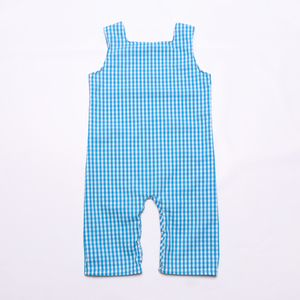 Image 3 - יילוד תינוק בגדי ילד בני בנות סרבל פסחא לפעוטות בני תלבושות ילדה אופנה ילדים Romper ילדי סתיו בגדים כחול