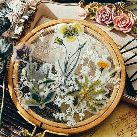32 pcs set sulfato de flores de