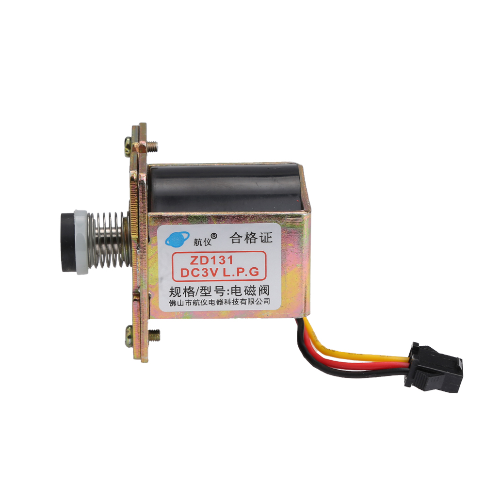ZD131 Universal Gas Water Heater Solenoid Valve 3V Gas Water Heater Accessories