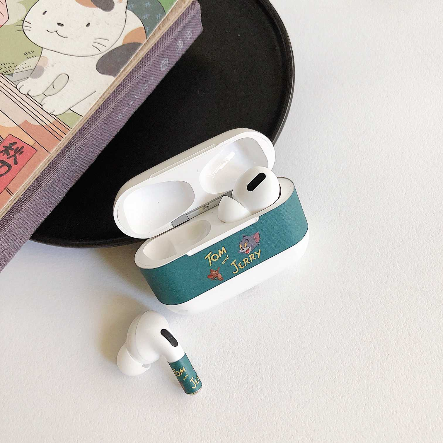 Cartoon Sticker Dust Guard for AirPods Pro 19