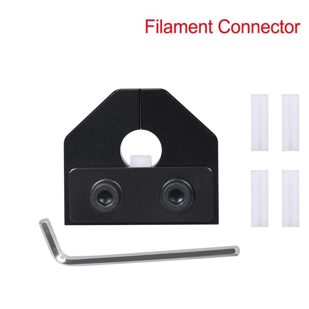 3D Printer Parts Filament Welder Connector For Filament 1 75 3 0MM Filament Sensor PLA Filament Material ABS For Ender 3 PRO SKR