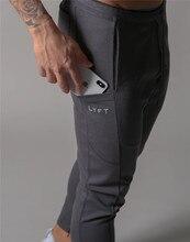 Pantalon de survêtement pour hommes, de marque, de course, de sport, de Fitness et de musculation, 2020 Y