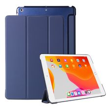 Case For iPad 10.2 inch 2019 Case Stand Auto Sleep Smart PC Back Cover For iPad 7th Gen A2200 A2123 Fundas Protective case(China)