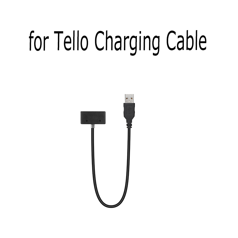 Battery Fast Charger Cable For TELLO Mini 1-3V USB Port Drone Accessories