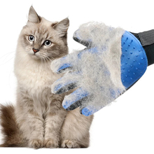 Mild silicone cat and dog pet brush gloves dog cleaning massage comb efficient dog beauty products bath supplies pet gloves pet cleaning supplies massage to float hair printing gloves white cat dog hair bathing beauty gloves dog silicone comb gloves