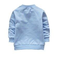 Baby Boys Girls Clothes Sweatshirt Print