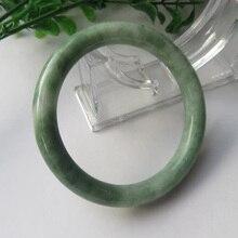 Certificate Wholesale High Quality Natural  Jade Bracelet Grade A Pure Natural Stone Fine  Bracelet  Jade Jewelry