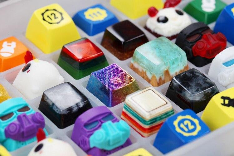 cherry keycaps