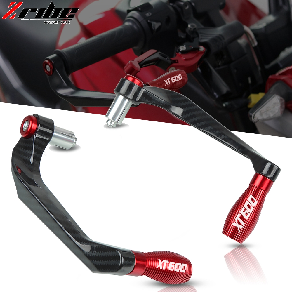 For <font><b>YAMAHA</b></font> XT660/X/<font><b>R</b></font>/Z 2004 2005 2006 <font><b>2007</b></font> 2008-2017 Motorcycle Universal Handlebar Grips Brake Clutch Levers Guard Protector image