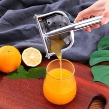 Presse-fruits manuel Portable en acier inoxydable 304, presse-fruits, citron, grenade, outils de cuisine
