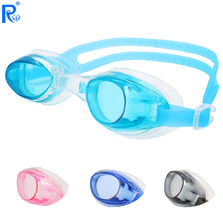 Stock Commodity Swimming Glasses Waterproof Anti-fog Adult Goggles Boxed 1800