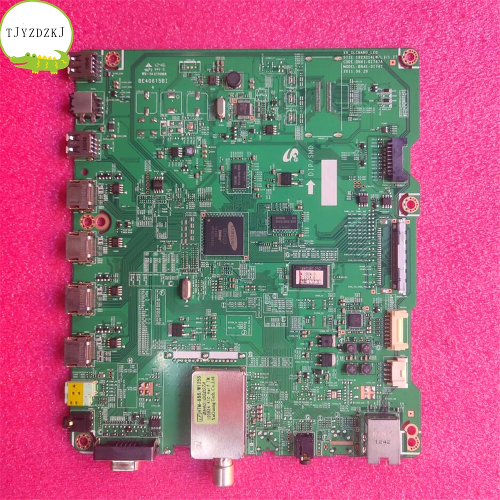 New Good Test For Samsung Mainboard BN41-01747A=BN41-01661B UE40D5520RW UE405000 UA40D5000 Motherboard BN94-04594F Ue40D5700