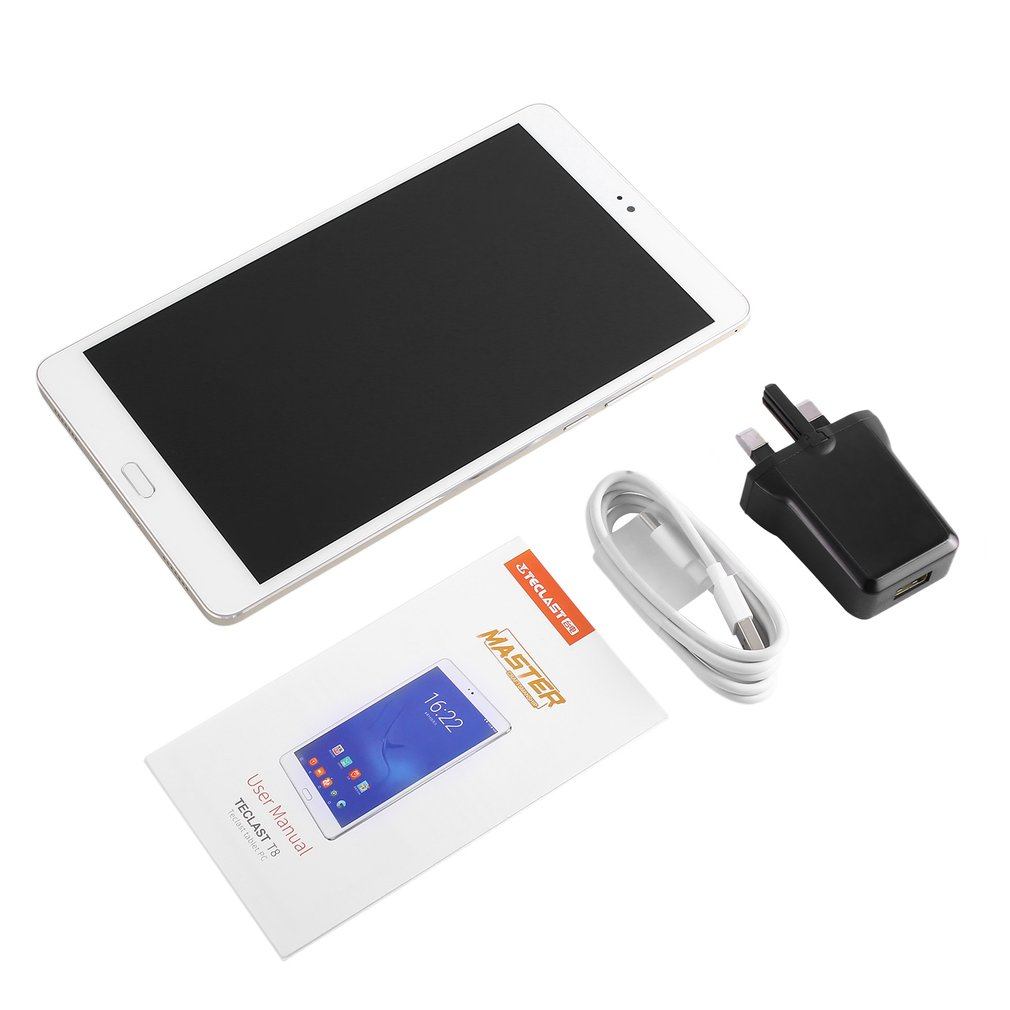 TECLAST T8 8.4 Inch Hexa Core 2560x1600 Dual Wifi Tablet PC Dual Cameras Smartpad With Built-in Dual Channel Speaker