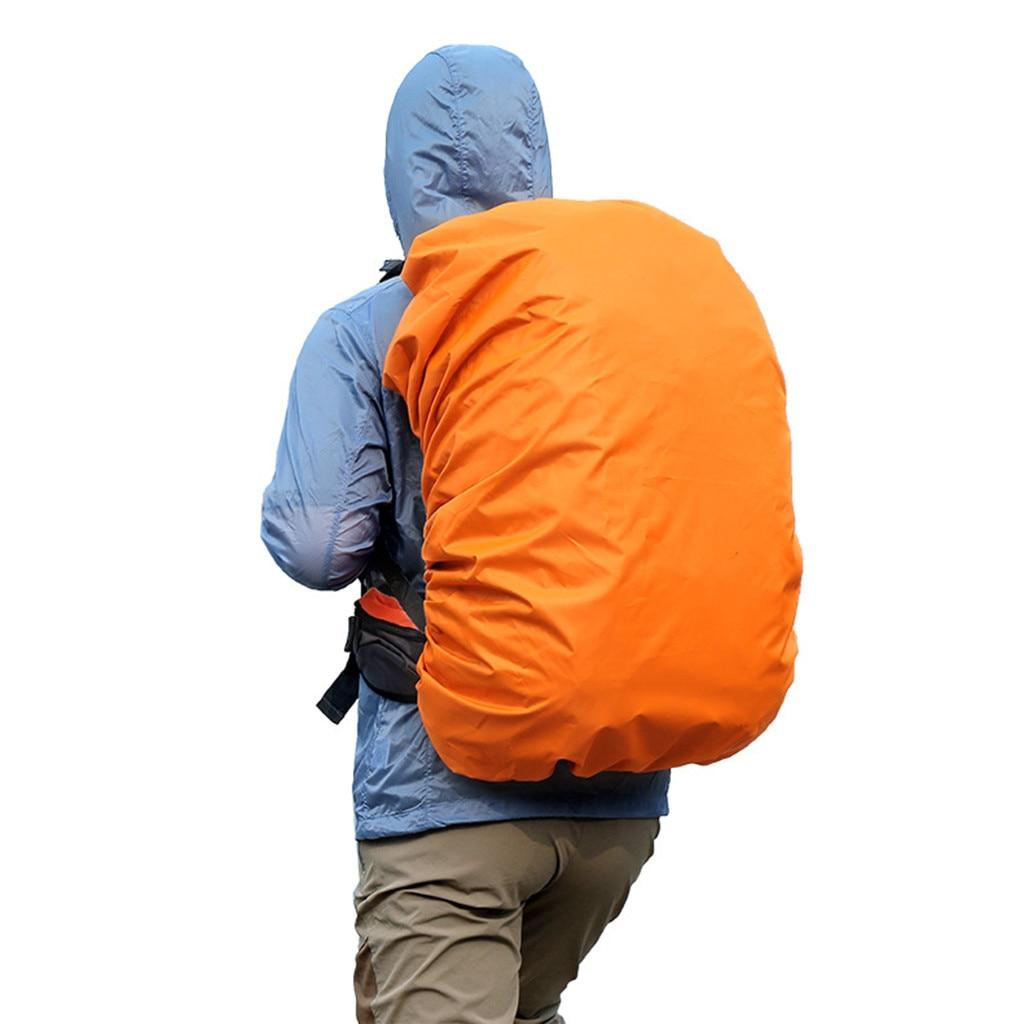 Waterproof Backpack rain cover outdoor mountaineering bag bag Cover Bag Camping Hiking Outdoor Rucksack Rain Dust