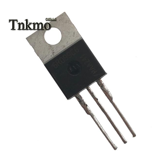 10 Pcs IPP60R099C6 IPP60R099C7 Om 220 6R099C6 60C7099 TO220 38A 600V Mosfet Transistor Gratis Levering