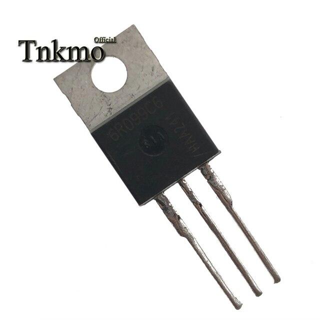 10PCS IPP60R099C6 IPP60R099C7 220 6R099C6 60C7099 TO220 38A 600V Transistor MOSFET entrega gratuita
