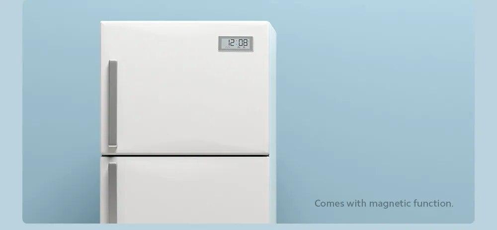 Original MiaoMiaoCe E-Link INK LCD Screen Digital clock Moisture Meter BT4.0 High-Precision Thermometer Temperature Humidity Sensor (5)
