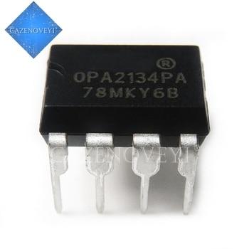 5pcs/lot OPA2134PA OPA2134 DIP-8 new original In Stock - discount item  10% OFF Active Components