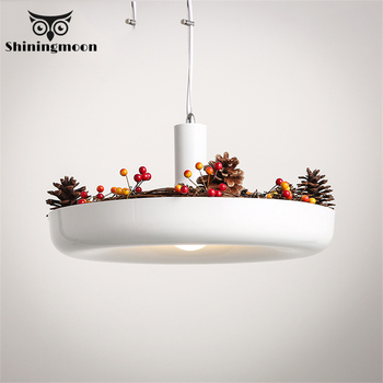 Modern Pendant Lights Stairs Aisle Luminaire Suspension Nordic Outdoor Balcony Hanging Lights kitchen dining room light fixtures