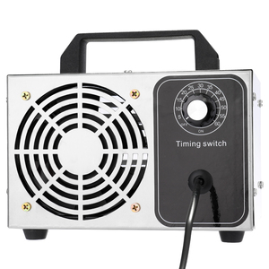 Image 1 - مولد أوزون 28g 24g 10g مولد أوزون آلة تنقية الهواء إزالة الروائح التعقيم مع توقيت التبديل الاتحاد الأوروبي التوصيل