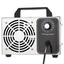 Generator ozonu 28g 24g 10g Generator ozonu maszyna oczyszczacz powietrza dezodoryzacja sterylizacji z przełącznik czasowy ue wtyczka