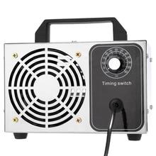 Ozone Generator 28g 24g 10g Ozone Generator Machine Air Purifier Deodorization Sterilization With Timing Switch EU Plug