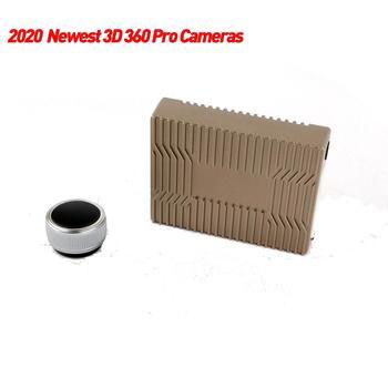2020 3D 1080P 360 Pro Degree Bird View System 4 Cameras Panoramic Car DVR Recording Parking Rear View Cam with G sensor