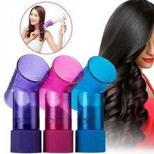 Hair-Roller Magic Hairstyling-Supplies Curler Hair-Blow-Diffuser-Cover Drying-Cap Salon