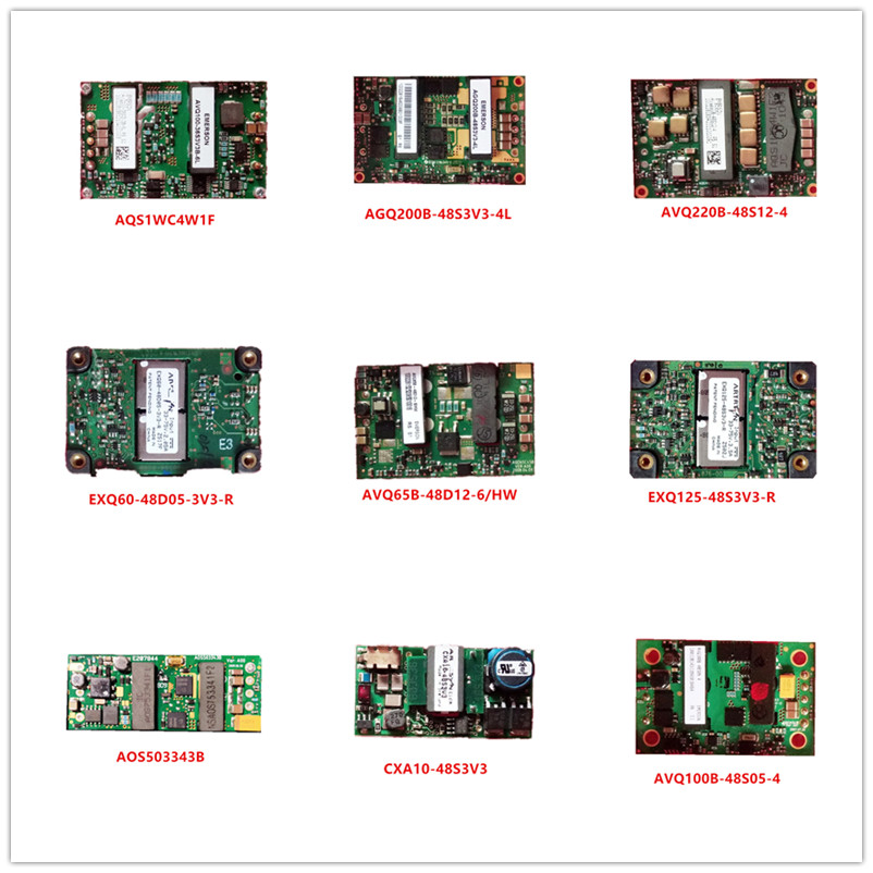 AVQ100-36S3V3B-6L|AGQ200B-48S3V3-4L/4|EXQ60-48D05-3V3-R|AVQ65B-48D12-6/HW|EXQ125-48S3V3-R|AOS503343B|CXA10-48S3V3 AVQ100B-48S05-