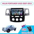 9 ''IPS Android 9 автомобильное радио мультимедиа TOYOTA HILUX FORTUNER VIGO 2007-2015 руководство GPS навигация Navi плеер Авто стерео WIFI