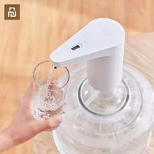 שדרוג Youpin XiaoLang TDS אוטומטי מיני מגע מתג מים משאבת אלחוטי USB נטענת חשמלי מתקן מים משאבת