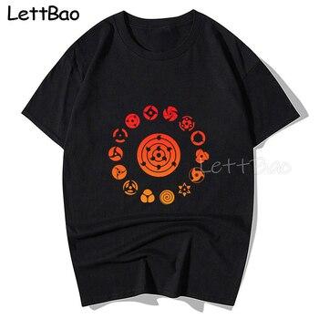 Anime Uzumaki Naruto Funny Unisex T Shirt Fashion Print T-shirt Men Summer Hip Hop Tshirts 3d Homme High Quality - discount item  49% OFF Tops & Tees