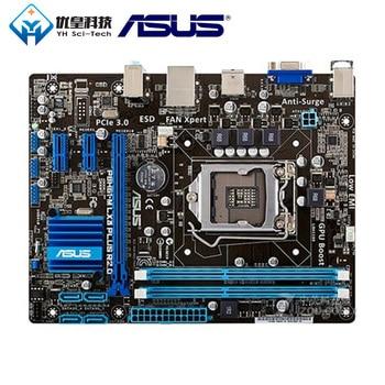 Asus P8H61-M LX3 PLUS R2.0 Intel H61 Original Used Desktop Motherboard Socket LGA 1155 Core i7/i5/i3/Pentium/Celeron DDR3 16G