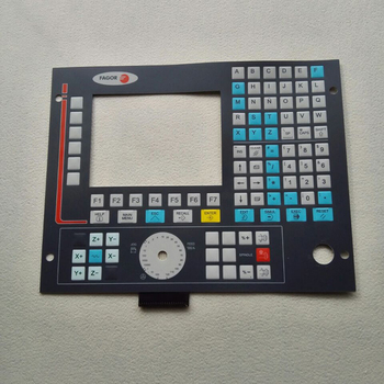 Brand New Membrane keypad for fagor cnc 8035-M-COL-2 Operating Panel 8035-M-COL-R-2 Button Panel