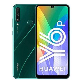 Перейти на Алиэкспресс и купить Huawei Y6p 3 Гб/64 Гб зеленый (изумрудно-зеленый) с двумя SIM-картами